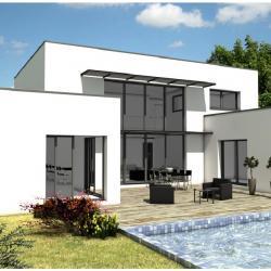 Villa R+1 avec piscine