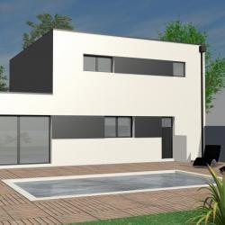 Pavillon moderne