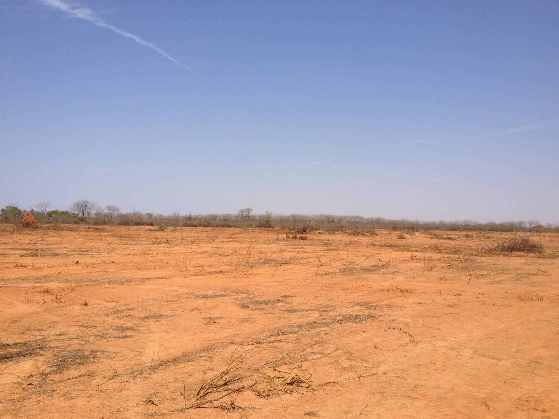 Zone surélevée, non inondable